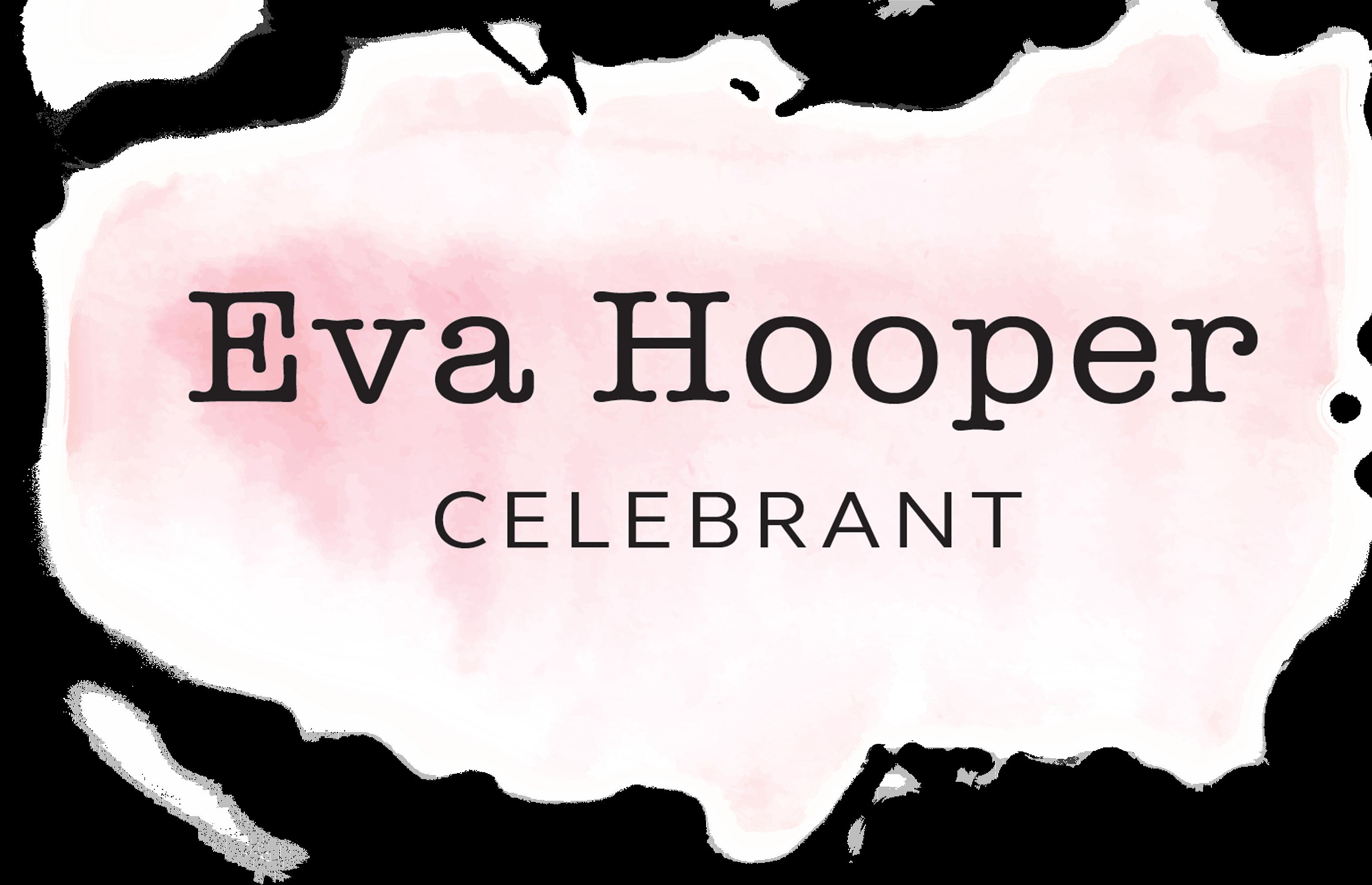 Eva Hooper Celebrant